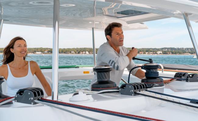 Lagoon South Africa | Lagoon 450 Sportop