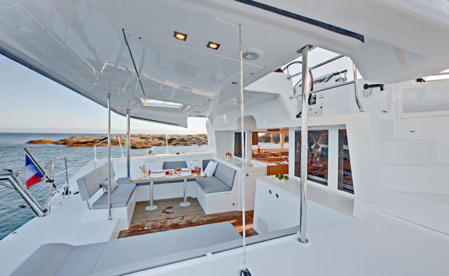 Lagoon South Africa | Lagoon 450 Flybridge