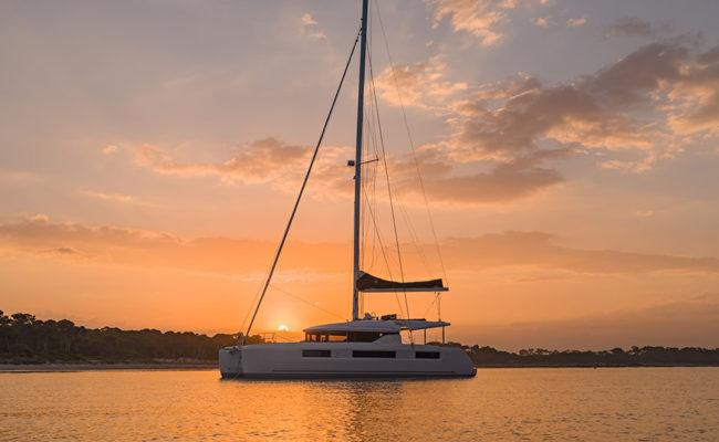 Lagoon SA | Sailing Vessels | Lagoon 50