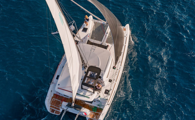 Lagoon SA | Sailing Vessels | Lagoon 40