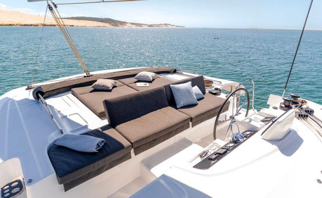 Lagoon SA | Sailing Vessels | Lagoon 46